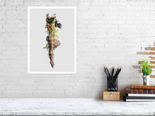 "Load image into Gallery viewer, ""FEMME FLORAL"" 
