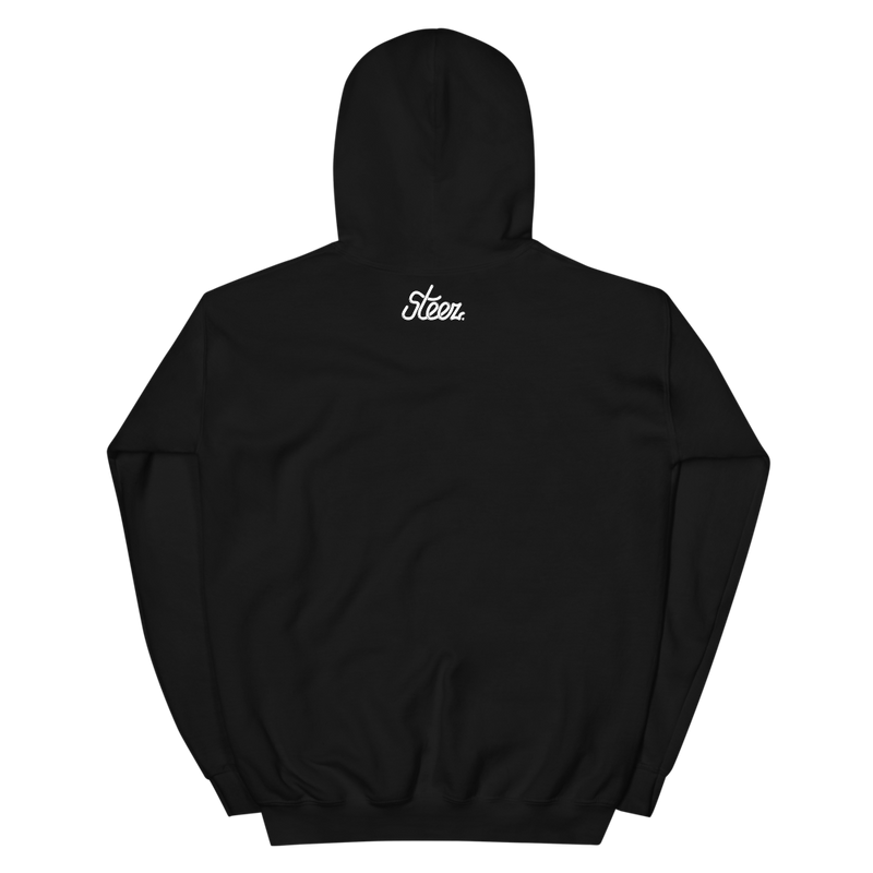 Steez x Rave Empire Riga Hoodie - RAVE EMPIRE RIGA
