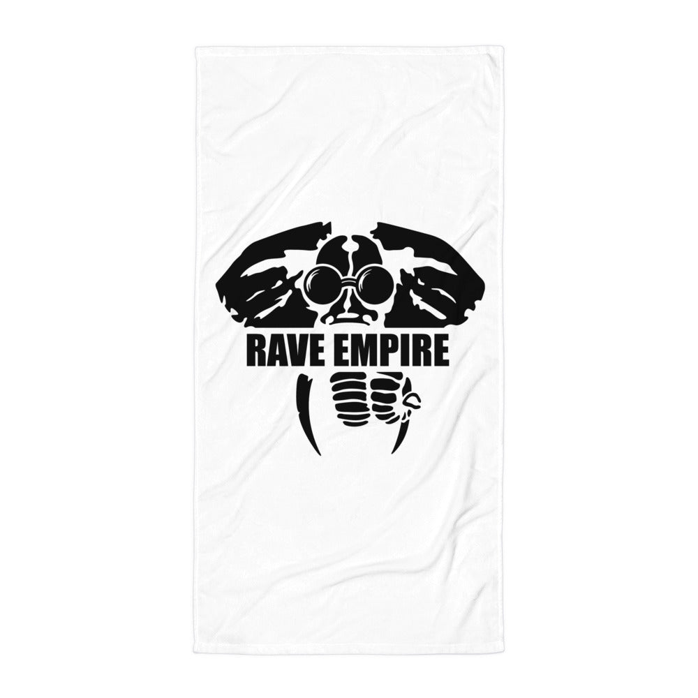 RAVE EMPIRE INTERNATIONAL Sungazing Towel - RAVE EMPIRE RIGA