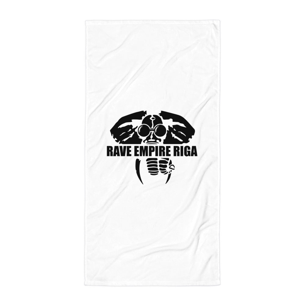 Rave Empire Riga Sungazing Towel - RAVE EMPIRE RIGA
