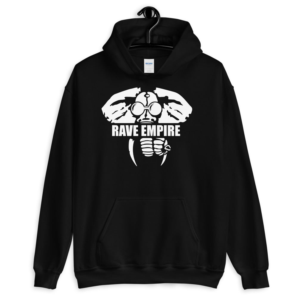 RAVE EMPIRE INTERNATIONAL Hoodie - RAVE EMPIRE RIGA