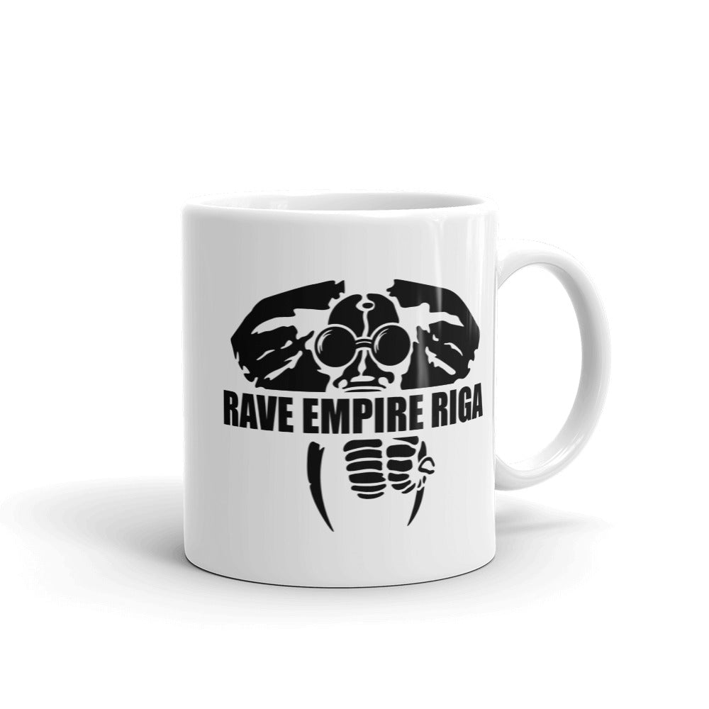 Rave Empire Riga Mug - RAVE EMPIRE RIGA