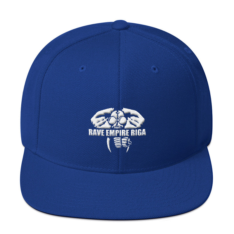 Rave Empire Riga - Rave Snapback - RAVE EMPIRE RIGA
