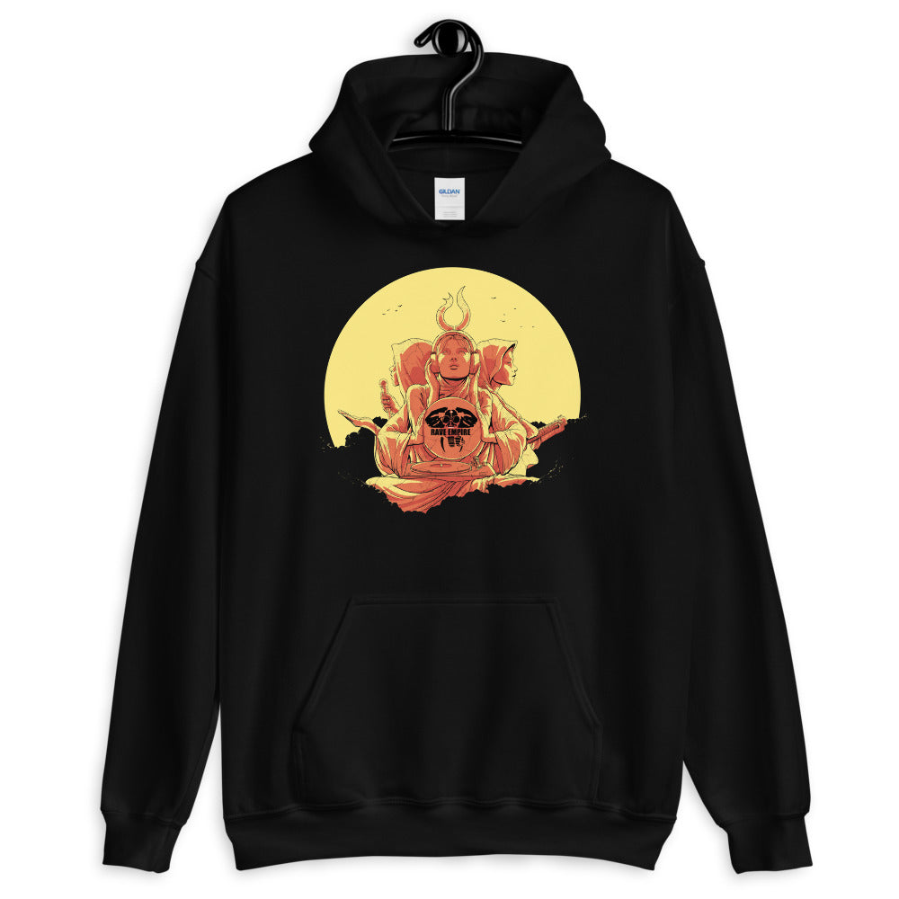 RAVE EMPIRE INTERNATIONAL Festive Hoodie - RAVE EMPIRE RIGA