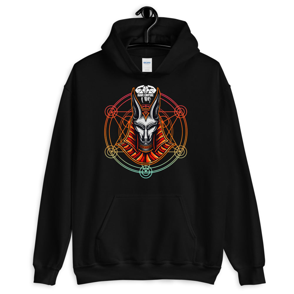 RAVE EMPIRE INTERNATIONAL - Sacred Rave Hoodie - RAVE EMPIRE RIGA