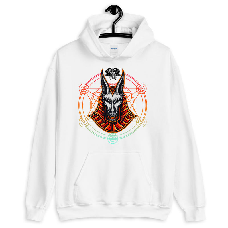 Rave Empire Riga - Sacred Rave Hoodie - RAVE EMPIRE RIGA