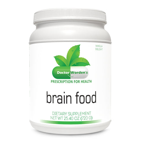 Brain Food/ Vanilla