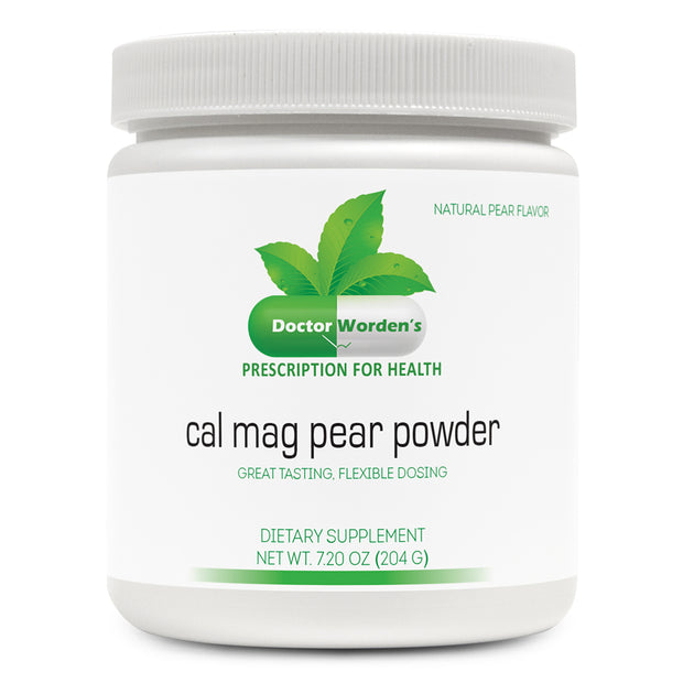Cal Mag Pear Powder