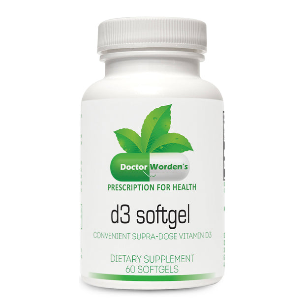 D3 Softgel