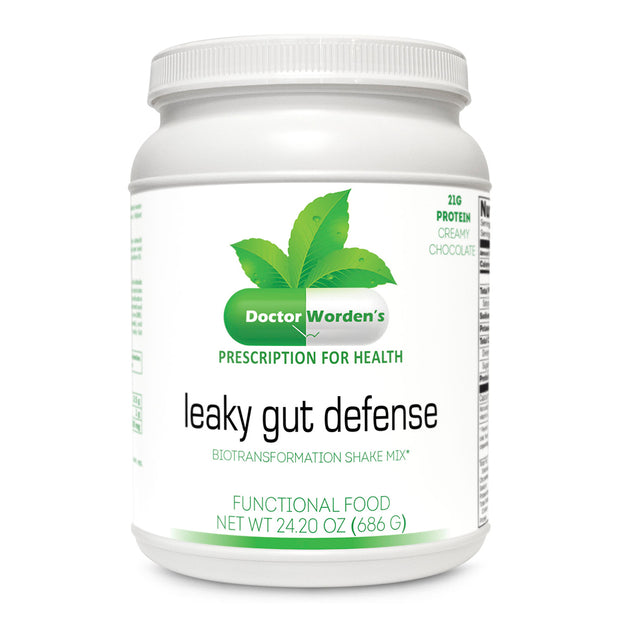 Leaky Gut Defense/ Chocolate