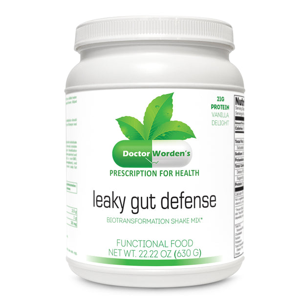 Leaky Gut Defense/ Vanilla