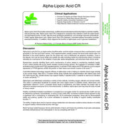Alpha-Lipoic Acid CR