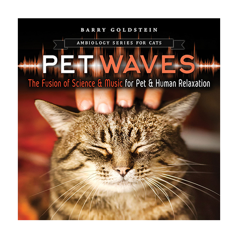 CD - Ambiology Pet Waves for Cats