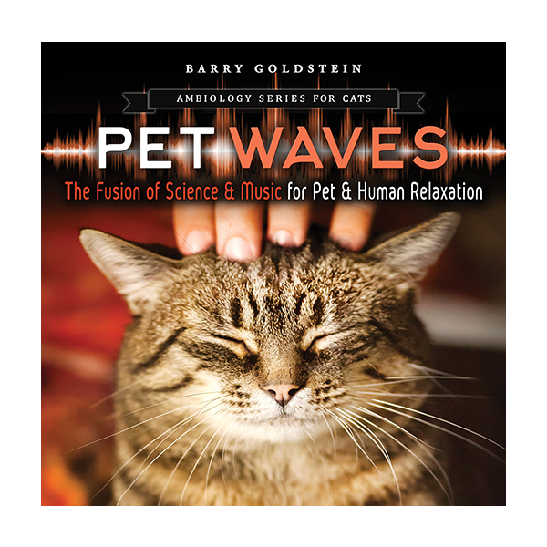 Ambiology Pet Waves for Cats - CD