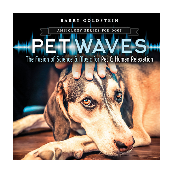 Ambiology Pet Waves for Dogs - CD