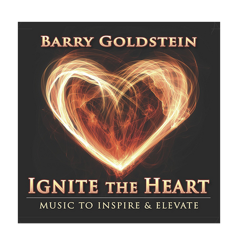 CD - Ignite The Heart