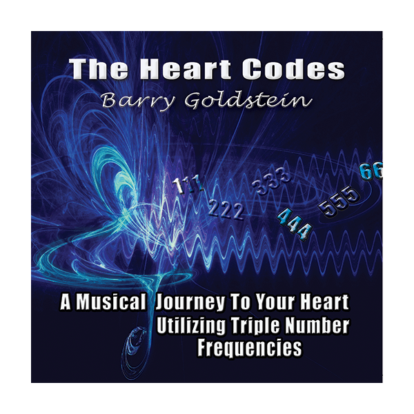 CD - The Heart Codes