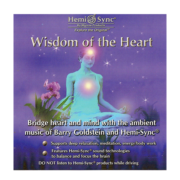 Wisdom of The Heart - CD