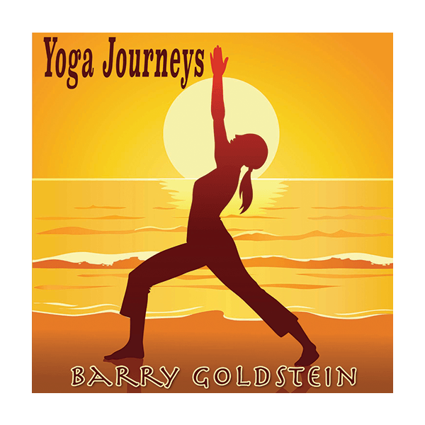 CD -  Yoga Journeys