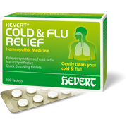 Cold & Flu Relief