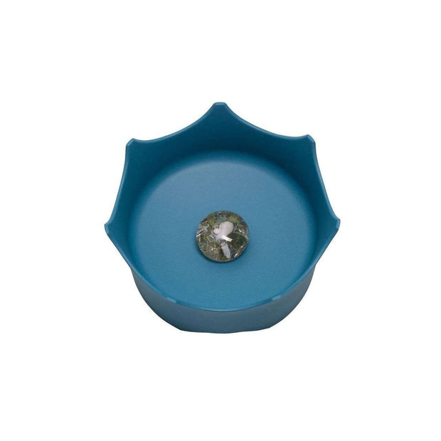 CrownJuwel Pet Bowl - Ocean Blue