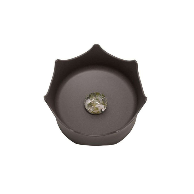 CrownJuwel Pet Bowl - Slate Grey
