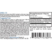 DHEA 10mg (Sustained Released and Micronized)