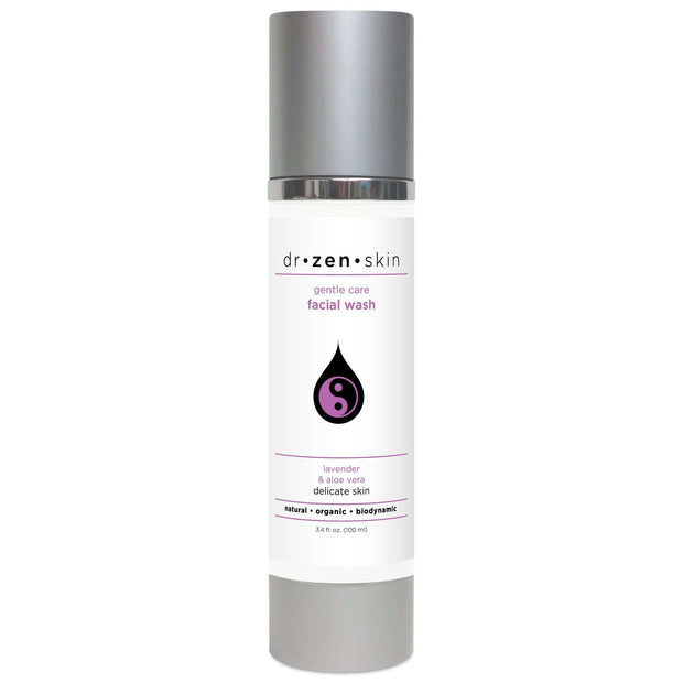 Gentle Care Facial Wash/ Lavender