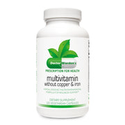 Multivitamin Without Copper & Iron