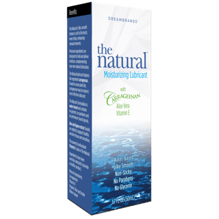 THE NATURAL MOISTURIZING LUBRICANT
