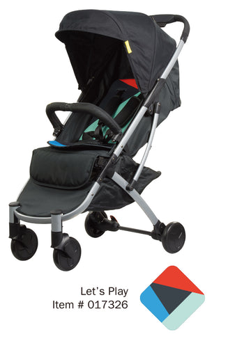 SAFETY 1ST NOOK STROLLER - LETS PLAY
