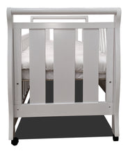 Load image into Gallery viewer, Babyworth  B3R Royal Sleigh Cot  with Mattress
