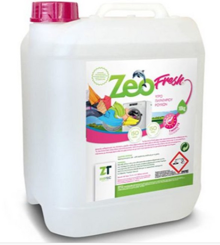 20L Zeo Fresh Laundry Detergent