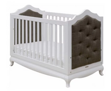 Load image into Gallery viewer, Grotime  Baroque Cot  Baby Bed with Mattress