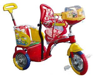 Aussie Baby  3014Z Tandem Tricycle