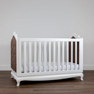 Grotime  Baroque Cot  Baby Bed with Mattress