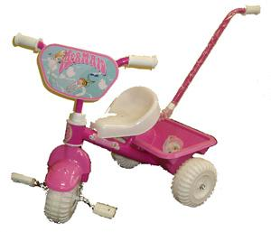 Aussie Baby  3037M Mermaid Tricycle
