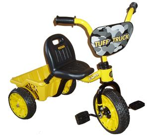 Aussie Baby 3046 Tuff Truck Tricycle