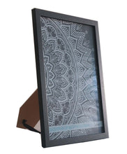 "Load image into Gallery viewer, Picture Frame  Square Series For Photo Size 4x6"",5x7"",6x8"",8x10"",11x14"", A4"
