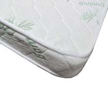Load image into Gallery viewer, Babyworth Bamboo Mattress With Innerspring & Bamboo Fabric Cover