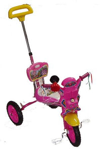 Aussie Baby 7013PT Tricycle - Pink