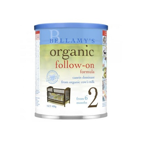 Bellamy's Organic Baby Formula  Milk Powder
