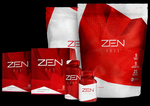 JEUNESSE ZEN BODY - Weight Management kick start (basic) A