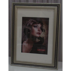 "HomeworthPHOTO FRAME ITEM NO. YP176 6X8""/4X6"""