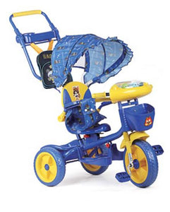 Aussie Baby A18-9 Tricycle - Blue