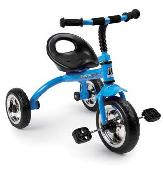 Aussie Baby A28-1 Tricycle - Blue