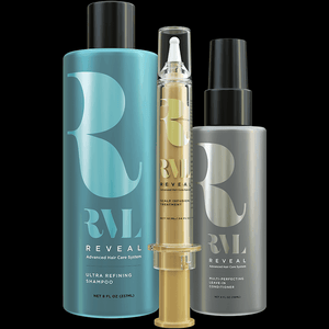 JEUNESSE RVL reveal your best hair ( shampoo +conditioner + treatment)RVL Advanced Hair Care System