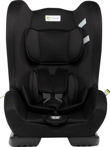 InfaSecure   Belmont Convertible Car Seat For Newborn 0 to 4 Years Baby