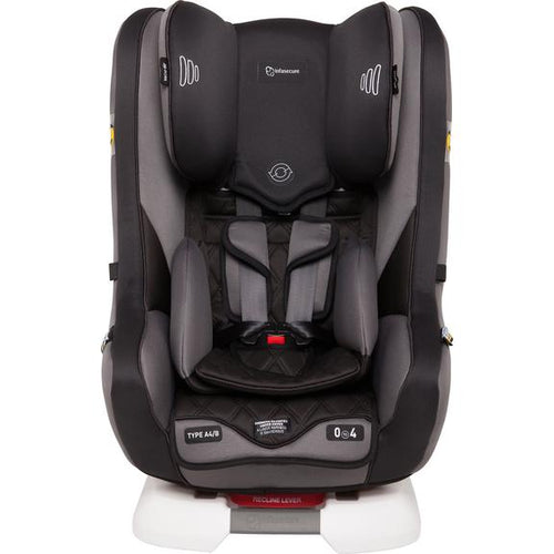 InfaSecure  Attain Premium Convertible Car Seat Newborn 0 to 4 Years