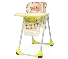 Load image into Gallery viewer, Chicco Polly Double Phase Highchair